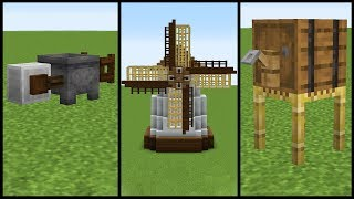 40+ Minecraft Building Tricks and Tips in 1.14