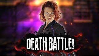 """Black Widow is """"Russian"""" into DEATH BATTLE!"""