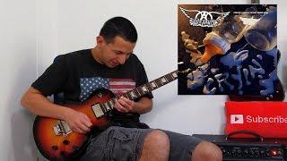 קאבר חדש! Aerosmith - Cryin! וגם קאבר בונוס קצר ונחמד בנוסף