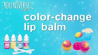 YOUniverse Color Change Lip Balm