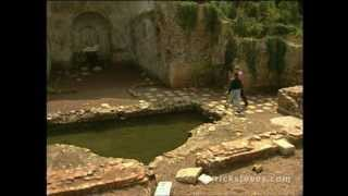 preview picture of video 'Rome, Italy: Catacombs and Appian Way'