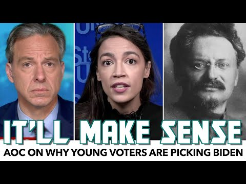 AOC Channels A Revolutionary's Thinking In CNN Appearance