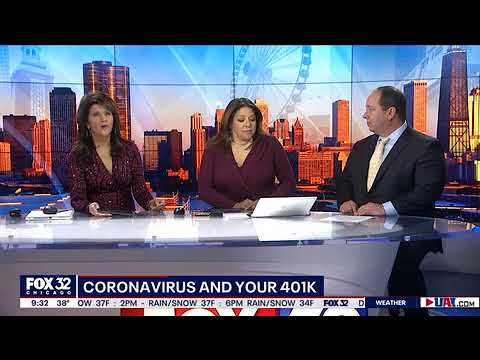 Craig Bolanos Discusses Coronavirus on FOX32