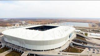 """""""ROSTOV TV"""" на """"Ростов Арене"""""""