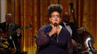 "Brittany Howard Performs ""Unchain My Heart"" Live At The Ray Charles Tribute 2015 In HD HiQ 1080p."