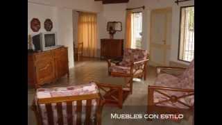 preview picture of video 'Virginia Departamentos / Cabañas - San Rafael, Mendoza, Argentina'