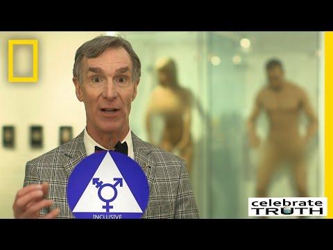 SHOCKING! 🔬 Netflix Pushing Scientism Satanic Sexuality Agenda with Actor Bill Nye 😈