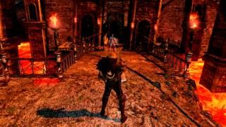 Ira Gamagori  - (Kill la Kill) - Dark Souls 2 x Kill La Kill - Ira Gamagori