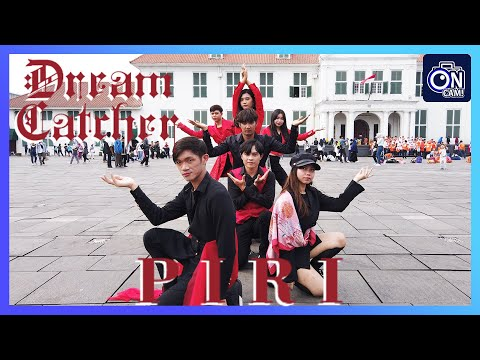 [KPOP DANCE IN PUBLIC CHALLENGE] Dreamcatcher (드림캐쳐) 'PIRI' (피리) By INSOMNIA INDONESIA
