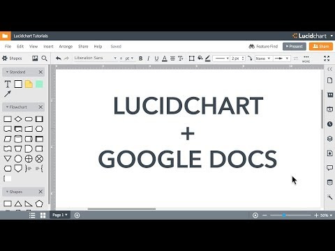 Lucidchart for your g suite domain lucidchart add diagrams to google docs ccuart Gallery