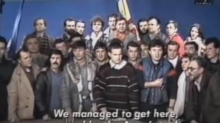 Свержение диктатора Румынии!