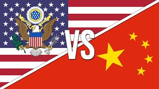 🇺🇸 U.S. National Anthem vs. 🇨🇳 Chinese National Anthem!