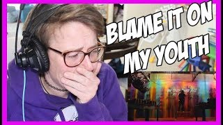 Blink 182   Blame It On My Youth (Lyric Video) | REACTION