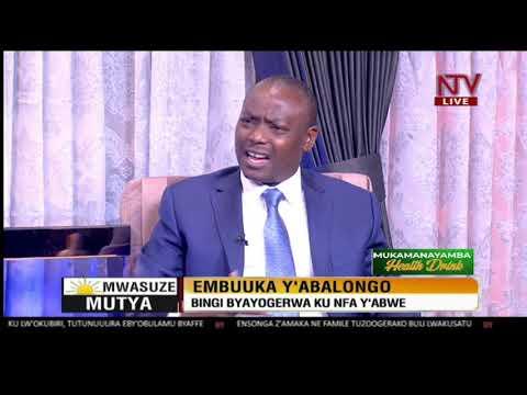 Mwasuze Mutya: Emboozi ya Minisita Kibuule n'abalongo be