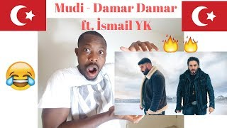 UK REACTION TO Mudi   Damar Damar Ft. İsmail YK