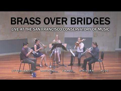Esther Armendariz performing live with Brass Over Bridges.