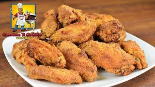Crispy Chicken Wings with a AirFryer