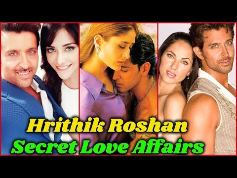 Secret Love Affairs of Hrithik Roshan | You Never Know