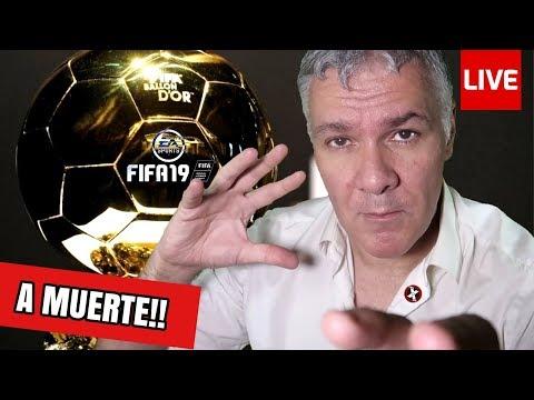 FIFA 19 en ESPAÑOL. ¡A por el TERCER PUESTO en LIGA!