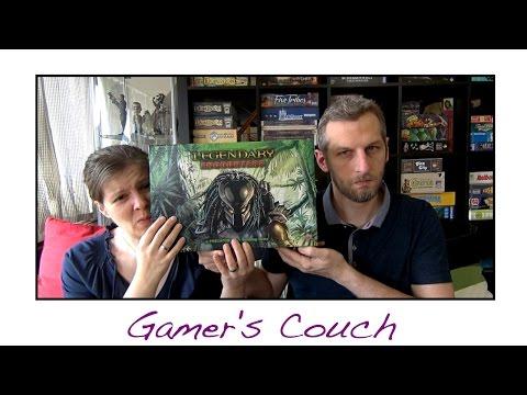 Gamer's Couch #74 - Legendary Encounters Predator