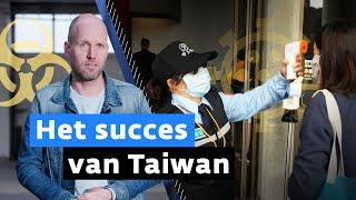 Hoe Taiwan het coronavirus onder controle houdt