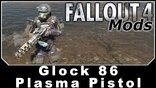 Fallout 4 Mods - Glock 86 Plasma Pistol