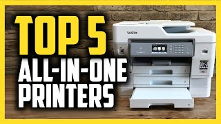 Best All In One Printers in 2020 [Top 5 Picks For Home & Office Use]
