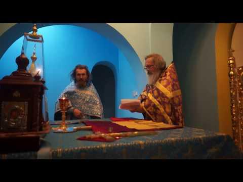 Евангелие и молитвы о возвращении узников в общество 5-го дня Недели молитвы в СИЗО-2 Москвы