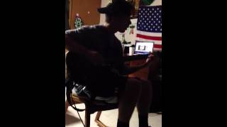 """The Answer """"Come Follow Me"""" guitar cover"""