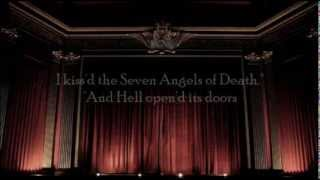 Theatre of Tragedy - On Whom The Moon Doth Shine (Lyrics)