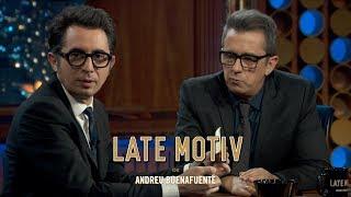 """LATE MOTIV   Consultorio De Berto Romero. """"Que Caguéis Mucho Y Bien""""   #LateMotiv370"""