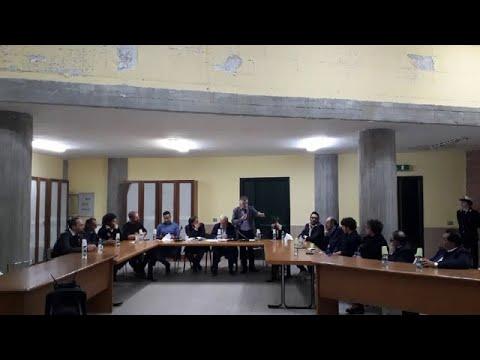 Preview video Video consiglio comunale ritardi riapertura strada provinciale 32