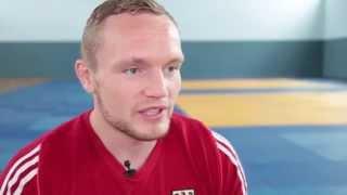 IM FOKUS: WM-Starter Dimitri Peters (-100 kg)