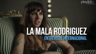 playlizt.pe Entrevista Internacional - La Mala Rodriguez