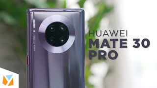 Huawei Mate 30 Pro Review: No Google Play Store BUT