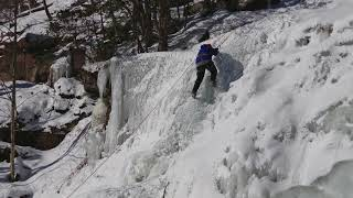 Ice Climbing in the Catskills - Continued