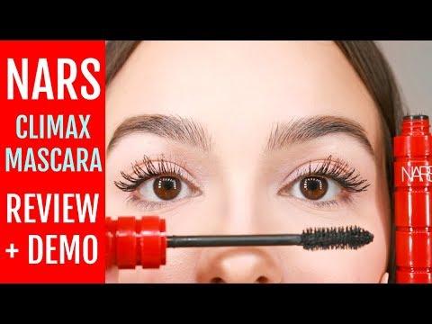 6033a6eab70 NARS Climax Mascara Review + Demo. NARS Climax Mascara Review + Demo. NARS  CLIMAX MASCARA IS IT BETTER THAN BETTER THAN SEX?