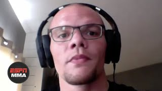 Anthony Smith describes 'terrifying' account of intruder in his home | ESPN MMA