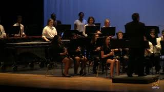 Knightdale High School Concert Band performs The Avenger March on 3/23/2018