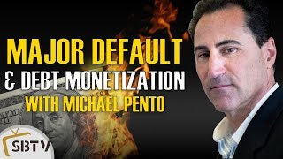 Michael Pento - Why The Next Economic Collapse Could Start in Fall 2018