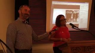 My first presentation as Ella