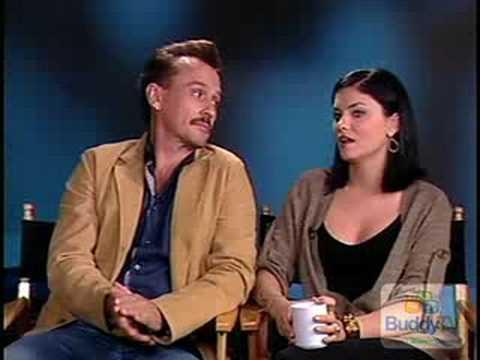 Interview T-bag & Gretchen