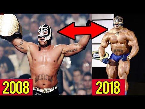 10 Most Shocking WWE Body Transformations