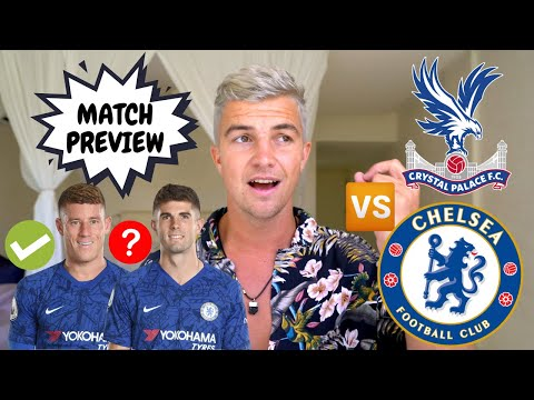 Download How CHELSEA FC will BEAT Crystal Palace TODAY | CRYSTAL PALACE vs CHELSEA PREVIEW Mp4 HD Video and MP3