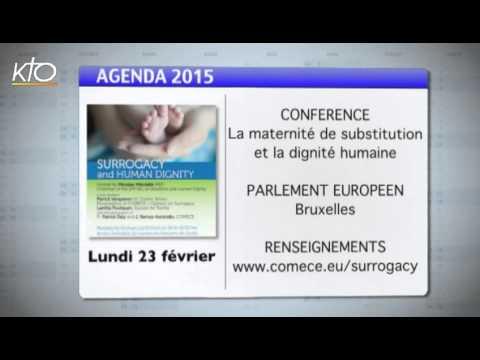 Agenda du 16 février 2015