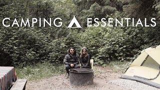 My Camping Essentials | Alli Cherry