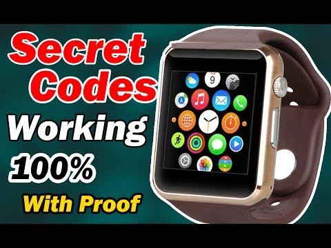 Smart watch dz09,Gt08,v8,A1 New Secret Codes|Smart watch