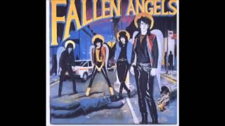Fallen Angels- Amphetamine Blue