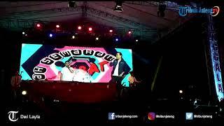 Penampilan Basejam di Konser Amal Indonesia Bergerak untuk Palu-Donggala
