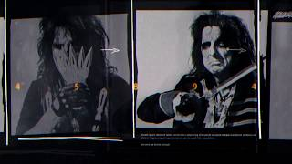 """Alice Cooper - A Paranormal Interview (Part 1) - New album """"Paranormal"""" out July 28th, 2017"""